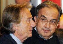 Fine di un'era: Montezemolo lascia la Ferrari, Marchionne nuovo Presidente