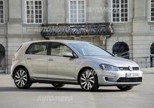 Quanto costa la Volkswagen Golf GTE: ecco i prezzi di listino