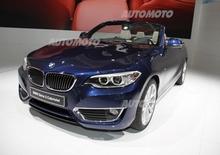 BMW al Salone di Parigi 2014