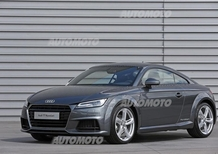 Audi TT Nuvolari limited edition