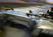 Formula 1 Singapore 2014: Hamilton domina le libere del venerdì
