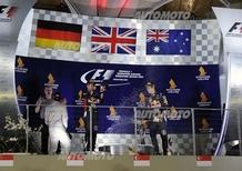 Formula 1 Singapore 2014: gli highlights del GP di Marina Bay