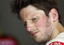 Formula 1: Grosjean si lamenta del motore Renault
