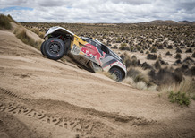 Dakar 2017/3008 DKR Peugeot. Peterhansel, la calma virtù dei forti