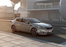 Kia Optima T-Hybrid concept: i coreani pensano all'ibrido diesel