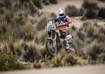 Dakar 2017: classifica generale dopo 7 tappe