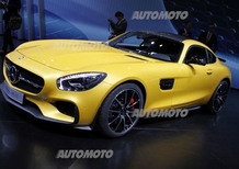 Mercedes-Benz al Salone di Parigi 2014