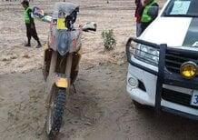 Toby Price, crisi epilettica per il campione della Dakar 2016