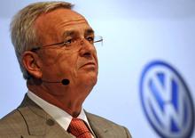 Winterkorn, CEO Volkswagen «Bene abbassare limiti emissioni CO2 ma con i tempi giusti!»
