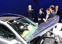 Winterkorn torna a far visita allo stand Hyundai a Parigi