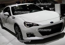 Subaru al Salone di Parigi 2014