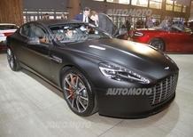 Aston Martin al Salone di Parigi 2014