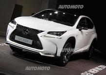 Lexus al Salone di Parigi 2014