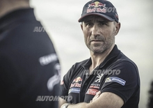 Peugeot: il super campione Peterhansel in livechat da Parigi. Lasciate le vostre domande!