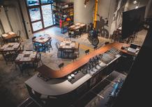 Apre a Bologna lo Scrambler Ducati Food Factory