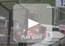 Jules Bianchi: il video dell'incidente a Suzuka in un filmato amatoriale