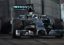 Formula 1 Russia 2014: Hamilton è il più veloce nelle libere del venerdì
