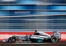 Formula 1 Russia 2014: Hamilton domina, rimonta strepitosa per Rosberg