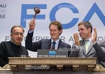 FCA sbarca a Wall Street. La cronologia della scalata verso la Borsa americana