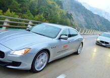 Bosch & Maserati: a Parigi in prima classe con consumi da diesel