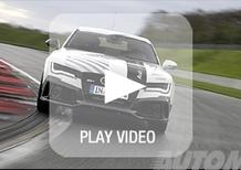 Audi RS7 senza pilota a Hockenheim. È questo il futuro delle corse?
