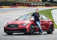 Il Circuito di Spa vuole denunciare Infiniti per la Q50 Eau Rouge