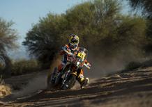 Dakar 2017, Live Day 11. Vincono Goncalves (moto) e Loeb (auto)