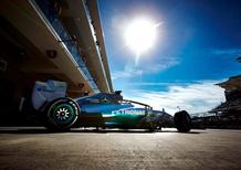 Formula 1 Austin 2014: Hamilton domina le libere del venerdì