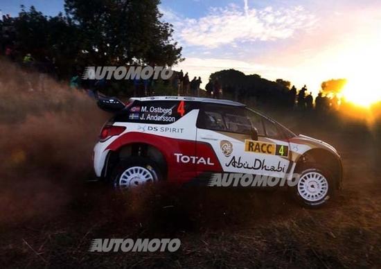WRC Spagna 2014: le foto più belle ed emozionanti