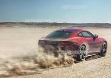 Jaguar F-Type R AWD: con la trazione integrale si incolla a terra