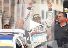 Andreucci: «Mi piacerebbe correre ancora tanto. Con Peugeot» [video]