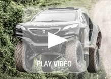 Despres: «La Peugeot 2008 DKR è velocissima in condizioni estreme. Sembra una moto»