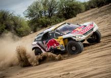 Dakar 2017/3008 DKR Peugeot. Tappa 11: Il Duello Silenzioso Peterhansel-Loeb