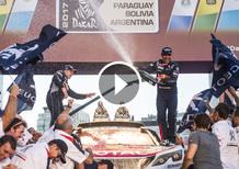 Dakar 2017: Tappa 12, il racconto [Video]