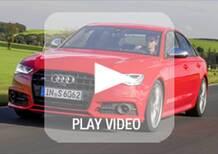 Audi A6 restyling: la nostra video-prova