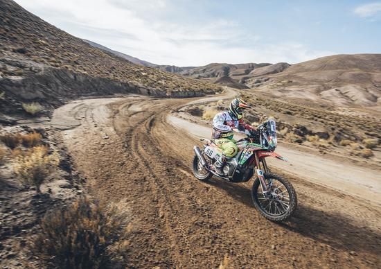 Dakar 2017. Contenti Sul Podio (e chi sono gli scontenti, allora?): La Gara delle Moto