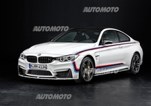 Arrivano i nuovi accessori BMW M Perfomance
