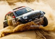 Mini, un solo obiettivo: dominare la Dakar fino al 2017