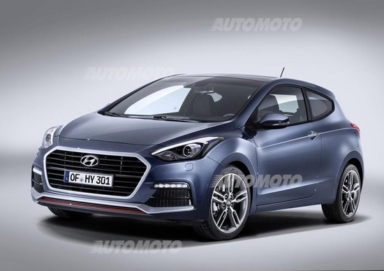 Hyundai i30 restyling: mette il turbo!