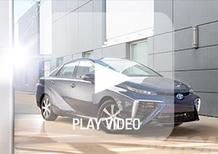 Toyota Mirai FCV: ecco come funziona l'auto alimentata a idrogeno