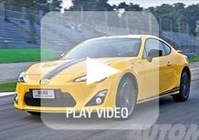 Claudio Grazioli: «La GT86 reppresenta l'anima sportiva di Toyota»
