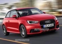 Audi A1 restyling: ecco prezzi e dettagli per l'Italia