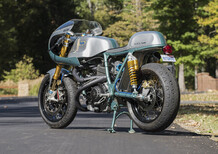 """Ducati 750 SS """"Imola Evo"""" by Vee Two"""