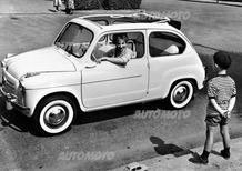 Le automobili a motore posteriore (II parte). Dalla Fiat 600 alla NSU Prinz