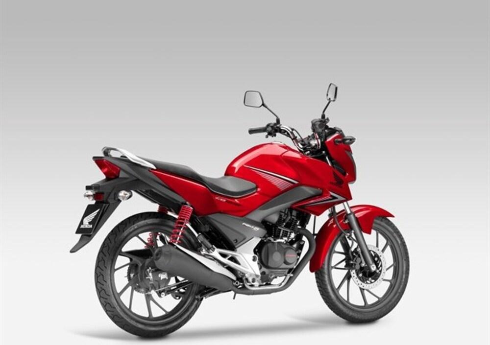 Honda CB 125 F (2017 - 19) (5)