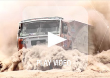 Dakar 2015: emozionarsi con il video-teaser