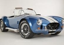 Shelby: ecco la splendida Cobra 427 per i 50 anni del marchio americano