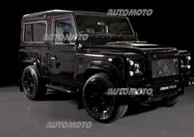 Land Rover Defender Ultimate RS: tuning estremo con il V8 Corvette