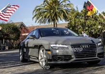 Audi A7 piloted driving concept: 900 km fino a Las Vegas senza pilota
