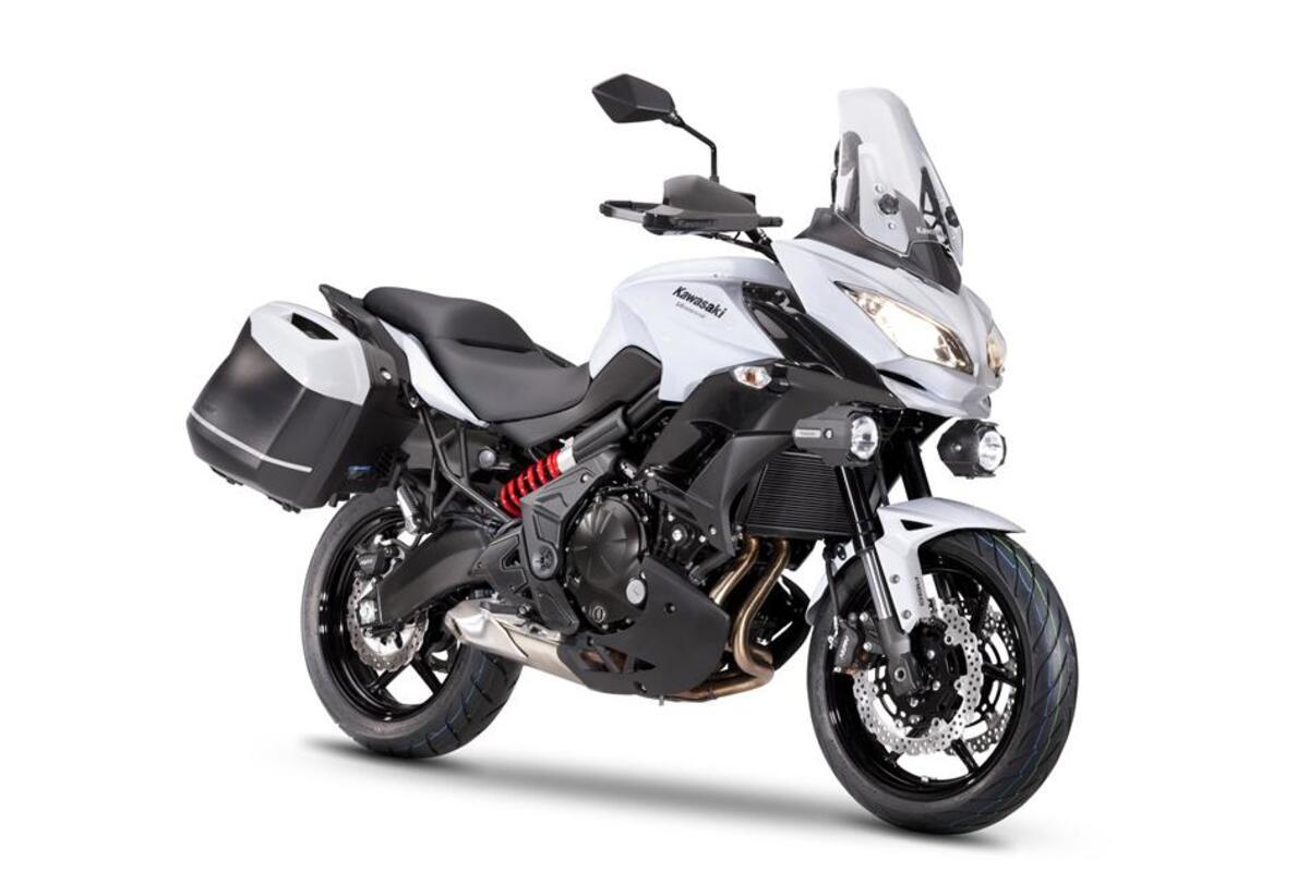 👍 Kawasaki Versys 650 ABS: 8 Detalles Relevantes de esta